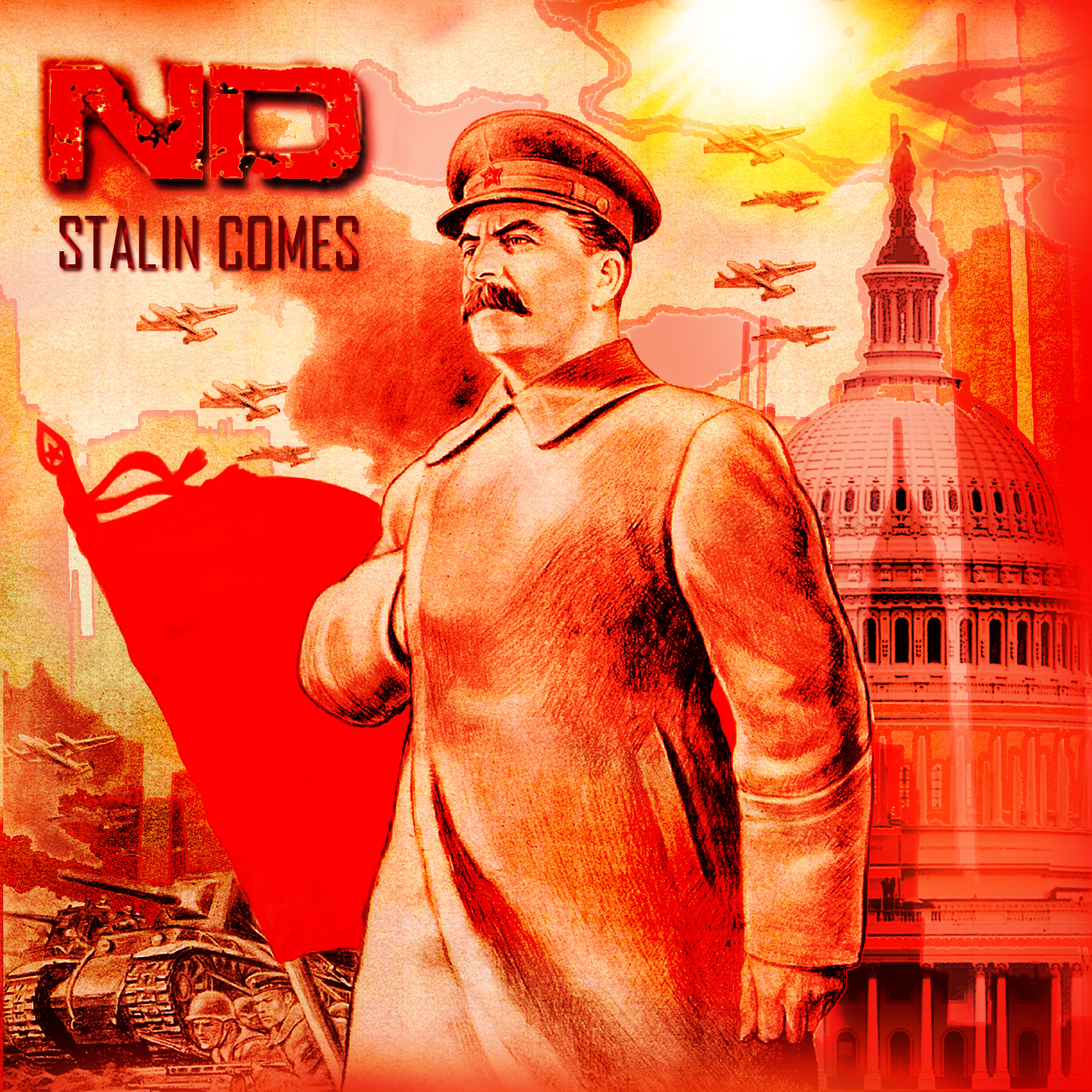 ND - «Stalin Comes» (single) 2013